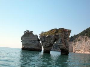 I Faraglioni di Puglia