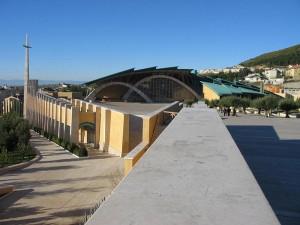 La nuova chiesa dedicata a Padre Pio